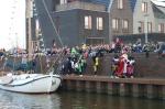 Sinterklaas komt 25 november aan in haven Frankhuis