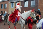 Update! Sinterklaas feestelijk onthaald in Stadshagen (foto's)