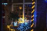 Prachtige kerstversieringen in Stadshagen