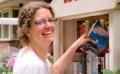 Wordt Evelyn Boekverkoper van het Jaar?