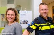 Pop-up politiebureau in De Paperclip