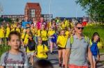 Avond4daagse trekt door Stadshagen (foto's)