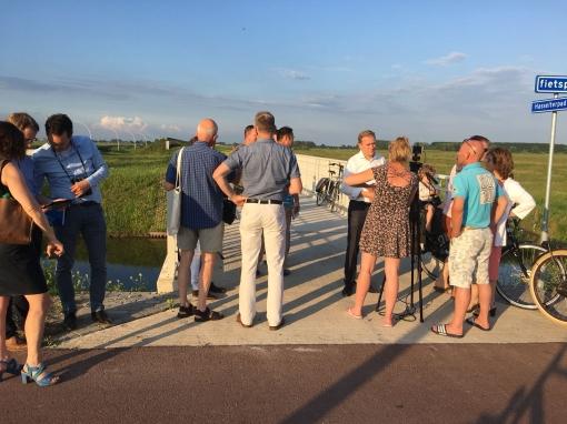 Hoe beleefde Stadshagen de belevingsvlucht?