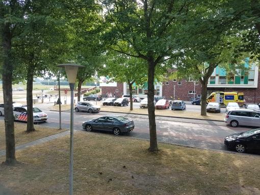 Jongen (9) gewond na val uit raam basisschool