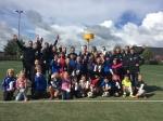 Geslaagde korfbalstartdag bij Sparta Zwolle