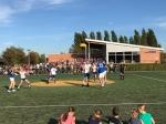 Korfballers Sparta Zwolle koploper in overgangsklasse