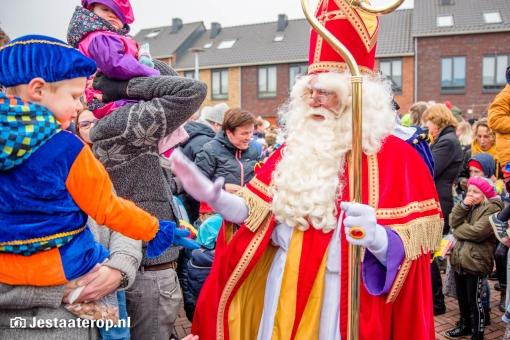 Intocht Sinterklaas in Stadshagen