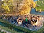 Speelkasteel Stadshoeve officieel geopend, maar voorlopig toch nog even dicht
