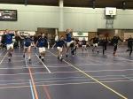 Zwolse korfballers Sparta maken na rust het verschil