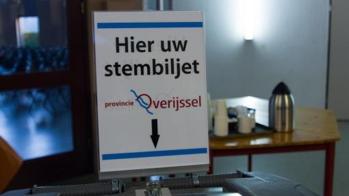 Statenverkiezingen: ChristenUnie krijgt in Stadshagen de meeste stemmen
