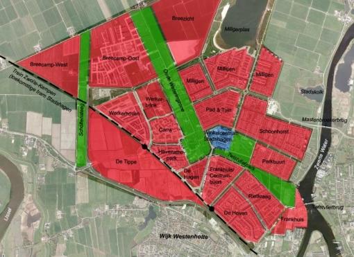 Stadshagen groeit naar 32.000 inwoners
