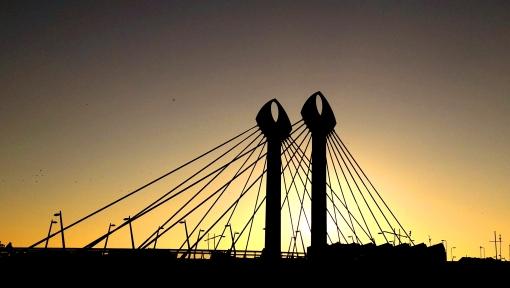 Werkzaamheden aan bruggen over Zwartewater