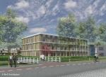 Plannen voor Gastenhuis voor mensen met dementie in Stadshagen