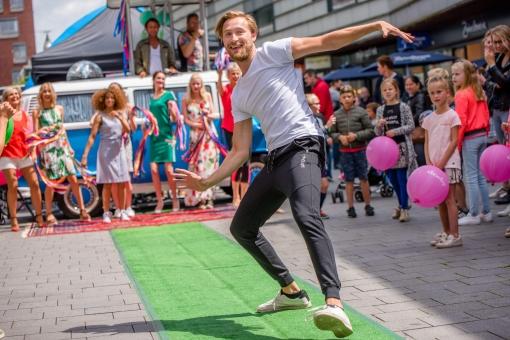 Zaterdag Food&Fashion in Stadshagen