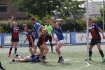 Sparta eindigt veldseizoen korfbal op derde plek
