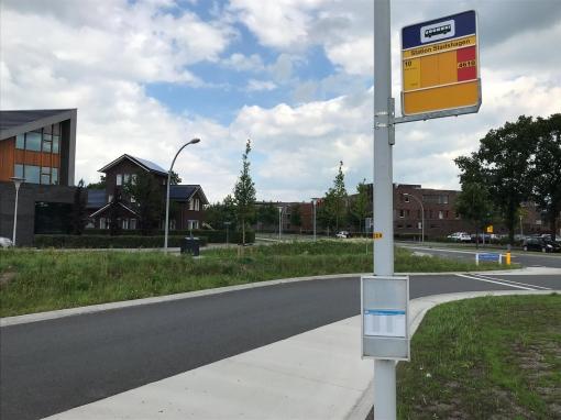 Gemeenteraad wil buslijn 1 langs station Stadshagen