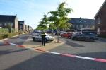 Burgemeester, politie en andere partijen in gesprek met buurt na schietpartij