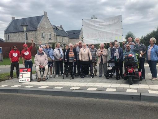 Bewoners Hoge Huis willen bushalte terug