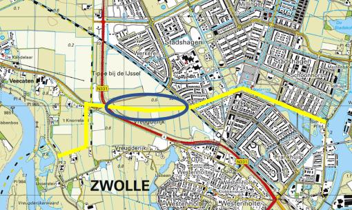 CDA: 'Maak oorlogsverleden in Stadshagen zichtbaar'