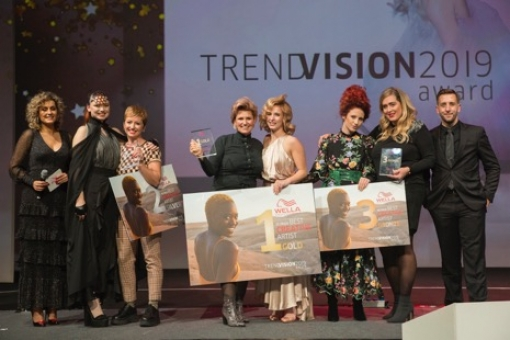 Kapster Sabine Versteeg uit Stadshagen wint TrendVision Award