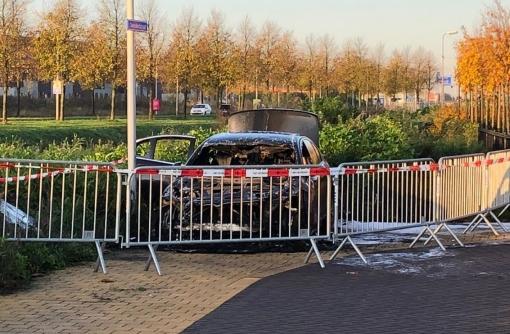 Opnieuw autobrand Stadshagen