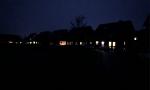Stadshagen door storing zonder straatlicht