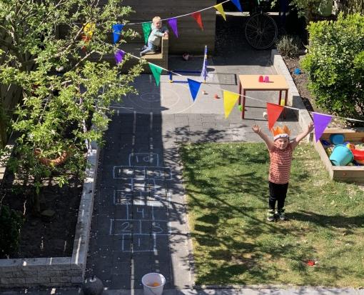 Koningsspelen 2020: hoe viert Stadshagen Koningsspelen thuis?