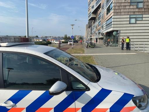 Overval met mes aan Belvederelaan in Stadshagen