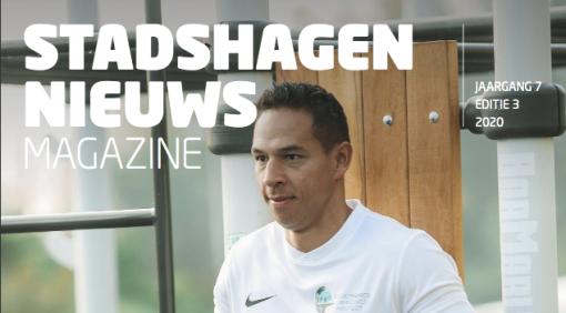 Najaarseditie StadshagenNieuws Magazine nu in de brievenbus