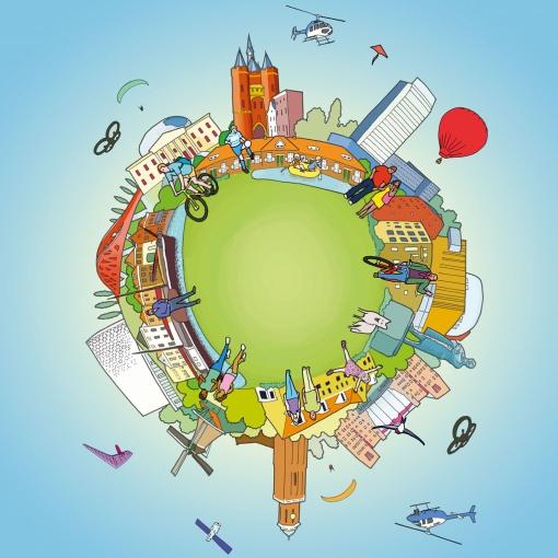 Meedenken over de toekomst van Stadshagen