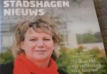 Geef ook wat licht in Stadshagen! Decembereditie magazine nu in de brievenbus