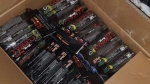 Politie vindt honderden stuks illegaal vuurwerk in woning