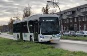 Bussen rijden voorlopig volgens vakantiedienstregeling