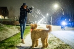 Stadshagen beleeft sneeuwpret (fotoreportage)