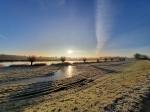 Wonderschoon winters Stadshagen