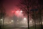 Minder vuurwerk tijdens jaarwisseling Stadshagen