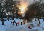 Gemeente geeft ijs Stadshagen toch nog niet vrij