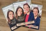 Voorjaarseditie StadshagenNieuws Magazine deze week in brievenbus