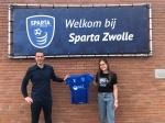 Sparta Zwolle trekt toptalent Lisa Jansen aan