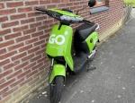 Groene deelscooter duikt op in Stadshagen