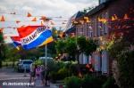 Stadshagen kleurt -langzaam- oranje