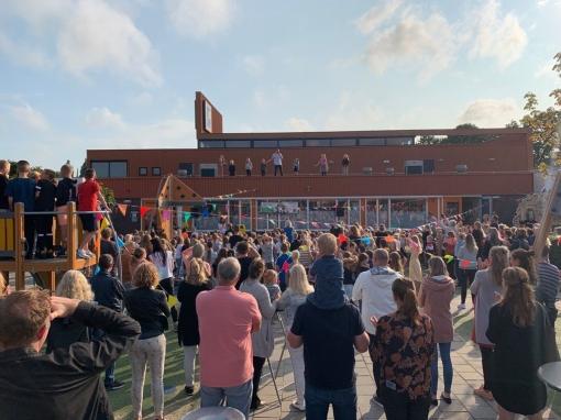 Zomervakantie voorbij: Stadshagen gaat weer naar school