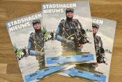 Het nieuwe StadshagenNieuws Magazine is uit!