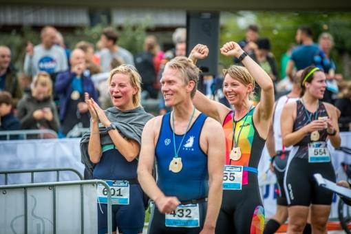 Triathlon Zwolle in beeld (fotoreportage)