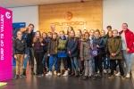 Leerlingen uit Stadshagen denken mee over fietsen in de toekomst bij Zwolse fietsfabrikant