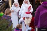 Winkelcentrum wordt Christmas Village