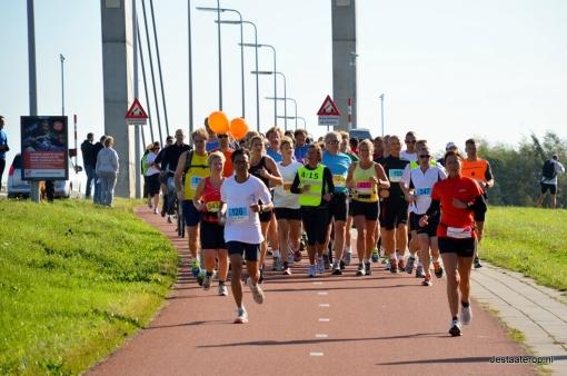 Marathon van Zwolle trekt zondag door Stadshagen