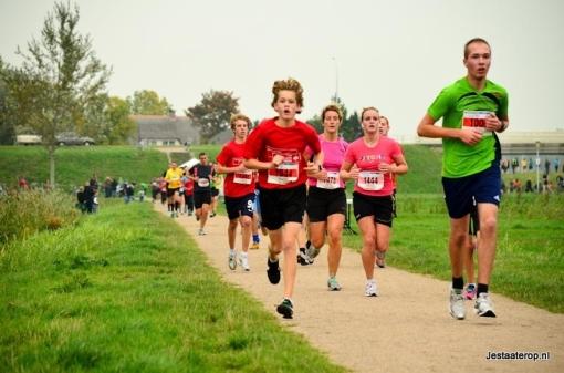 StadshagenRun trekt ruim 2200 hardlopers