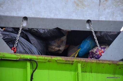 Restafval storten gaat mogelijk geld kosten