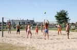 Stadshagen kan zich opgeven voor stratenvolleybal